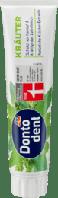 Зубная паста DontoDent Krauter травяная 125мл