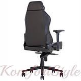 Кресло геймерское Hexter (Хекстер) XL R4D MPD MB70 01 черный/серый, фото 5