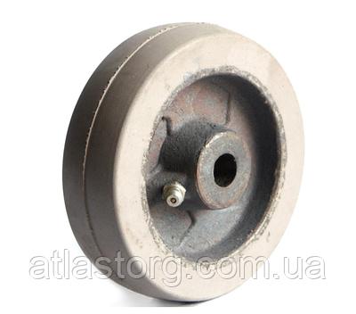 Колеса з термостійкої гуми діаметр 100 мм