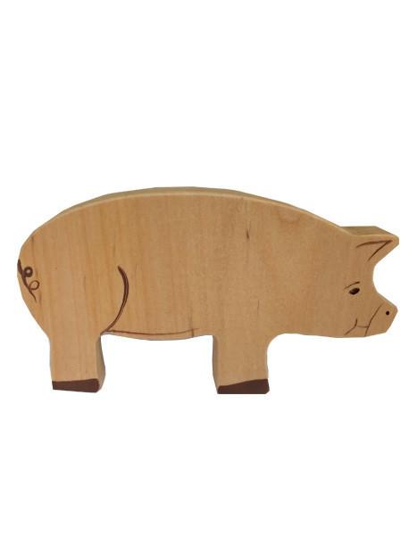 Игрушка HEGA Свинка