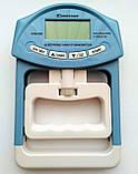 Кистевой Силомер до 90 кг. Электронный динамометр, фото 2