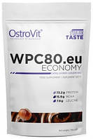Сывороточный протеин OstroVit - WPC80.eu ECONOMY (700 грамм) фундук