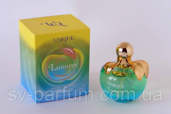 Туалетная вода женская Unique Lumiere 90ml