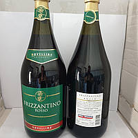Вино игристое  Novellina Frizzantino Rosso  Amabile 1.5 L фризантино красное