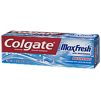 Зубная паста Colgate MaxFresh Travel size Paste 28 г 35000761095