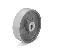 Колеса термостойкие из алюминия диаметр 100 мм