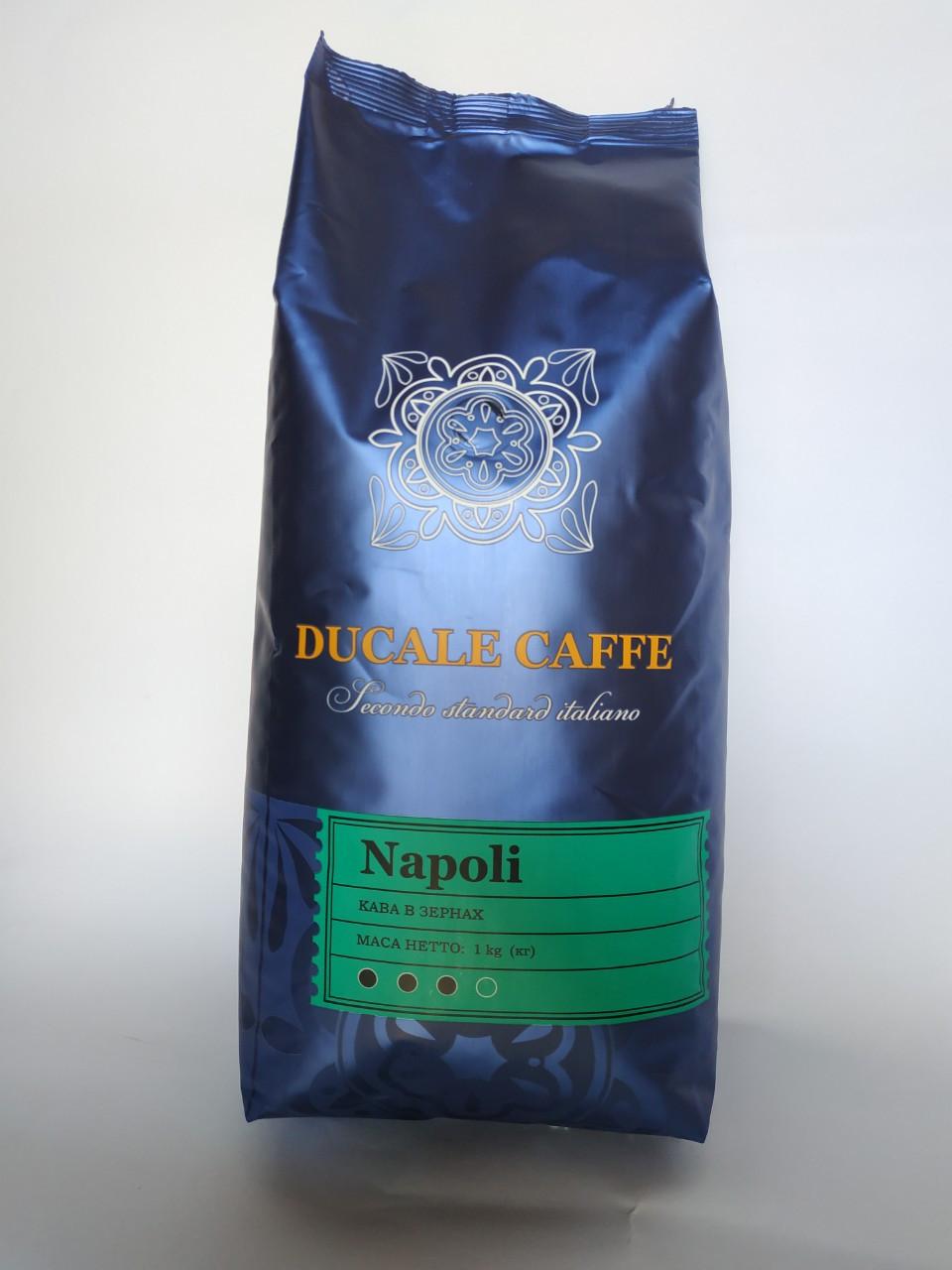 Кофе Ducale Napoli (бывш. Extra Bar) в зернах 1 кг