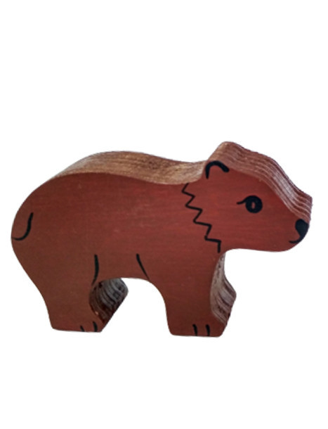 Фигурка HEGA Медвежонок