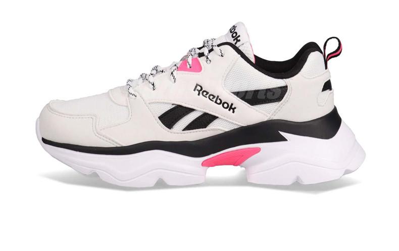 najlepiej kochany całkiem fajne aliexpress Женские кроссовки Reebok Royal Bridge 3.0 White/Black/Pink