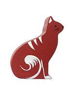 Фигурка Кот цветной, фото 1
