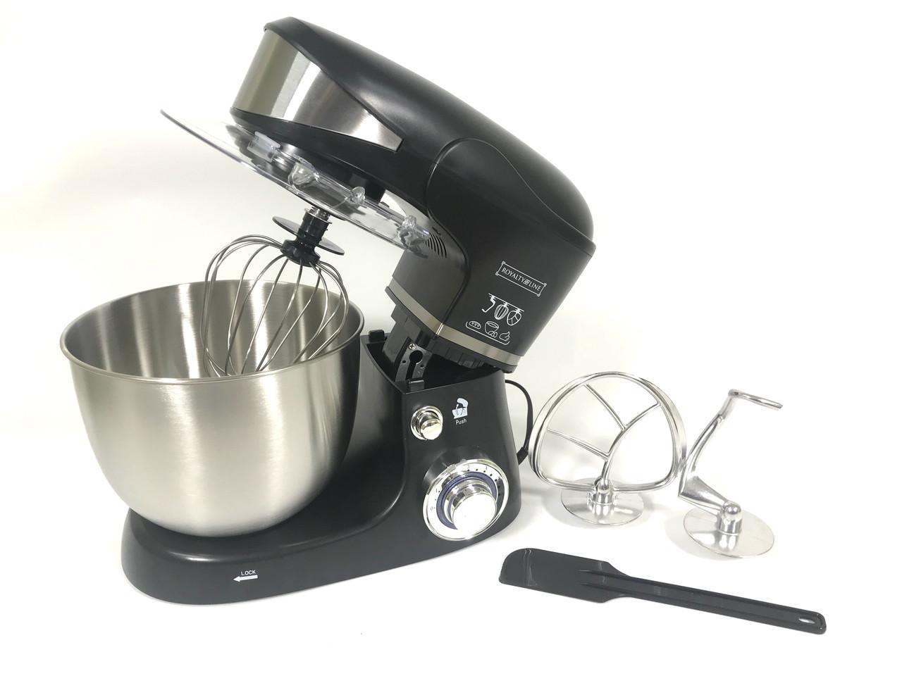 Кухонный комбайн Royalty Line PKM-1600 black