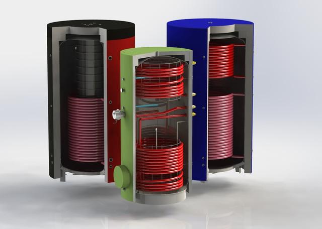 Тепловые аккумуляторы