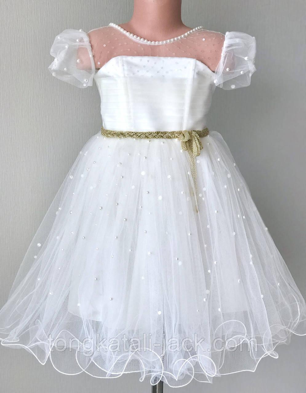 Нарядное платье размер 110-122 см, прокат карнавальной одежды