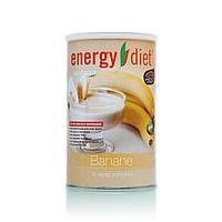 Белковый коктейль для похудения Energy Diet NL Банан 450 г (Франция) Энерджи Диет
