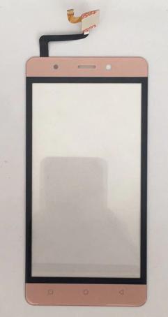 Сенсор (тачскрин) для Blackview A8 розовый