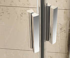 Душевая кабина Ravak Blix Slim BLSRV2 Transparent раздвижная четырехэлементная, фото 3