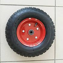 Колесо 4.00-6 TT (под ось d-16 мм), фото 2
