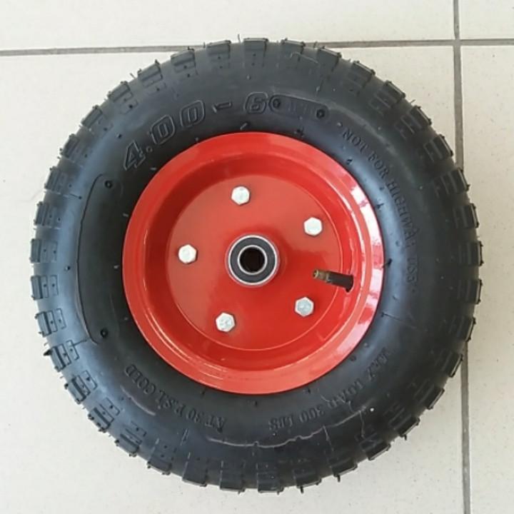 Колесо 4.00-6 TT (под ось d-16 мм)