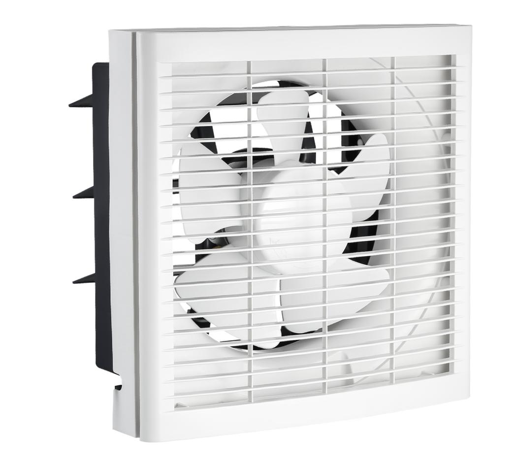 Осьовий витяжний віконний (форточный) вентилятор Турбовент ОВВ 200
