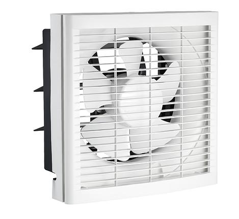 Осьовий витяжний віконний (форточный) вентилятор Турбовент ОВВ 200, фото 2