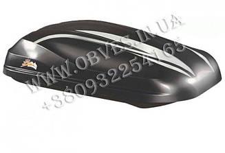 Автомобильный бокс Junior Altro 370 Black