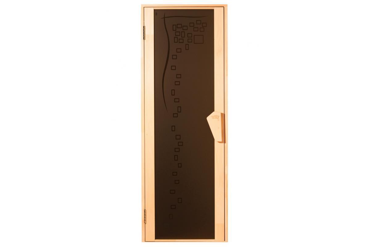 Дверь для бани и сауны Tesli Comfort 190 х 70
