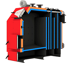 Котел твердотопливный Альтеп TRIO UNI PLUS 80 кВт, фото 3