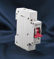 Автоматический выключатель 1р С 50А ST 929