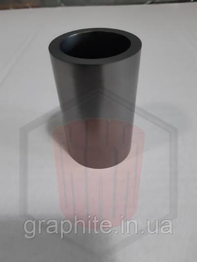 Тигель графитовый для плавки металла Ф40*50