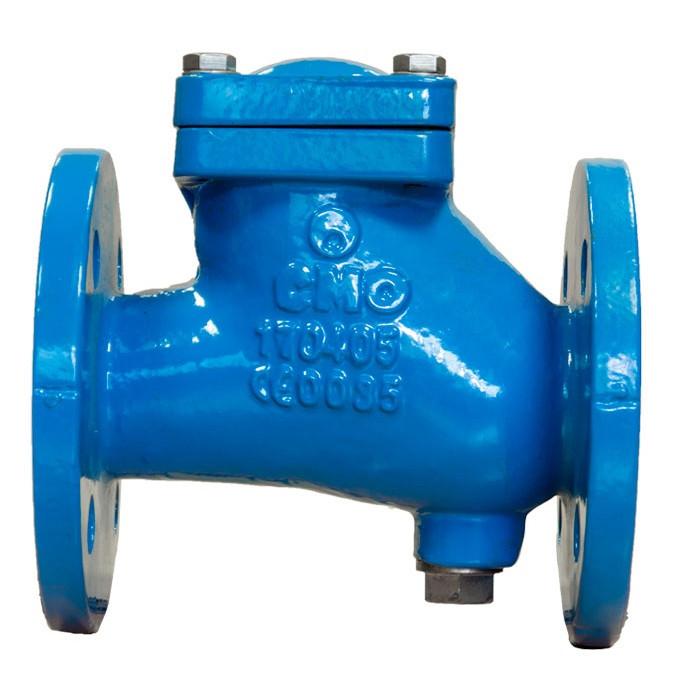 Клапан зворотний кульовий Ду 100 Ру 16 фланцевий серія 31А, CMO (Іспанія)