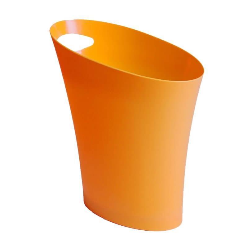 Ведро для бумаг Trento 5л оранжевое (sale) (Италия)
