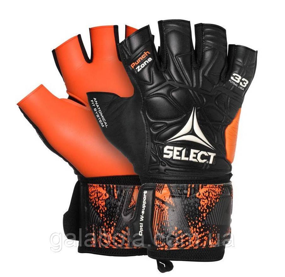 Вратарские перчатки для футзала SELECT Futsal Liga 33