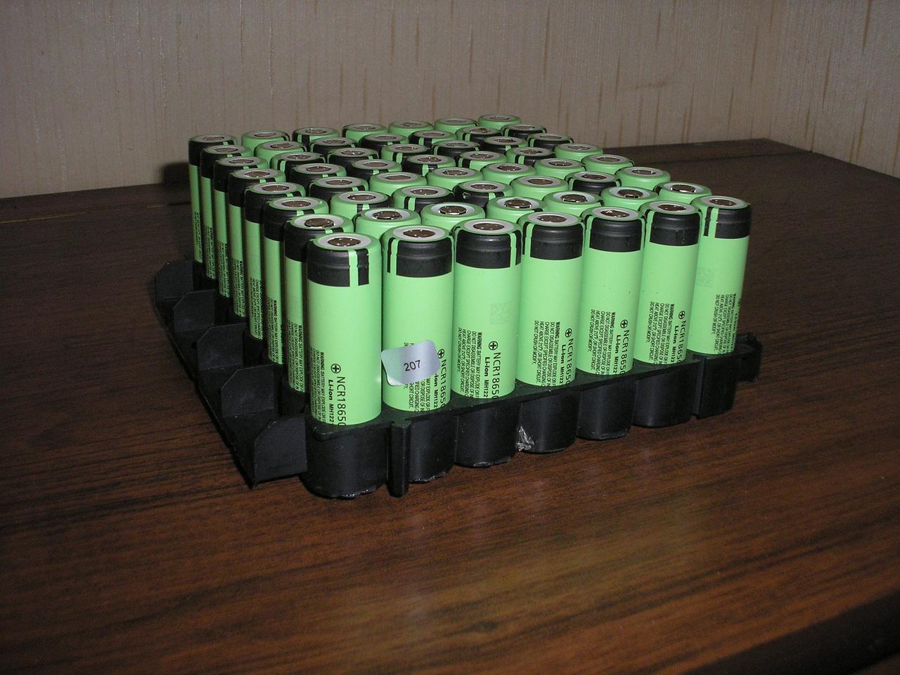 Аккумулятор Panasonic NCR18650В 3400mAh/8,0A - фото 2