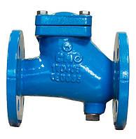 Клапан обратный шаровой Ду 500 Ру 16 фланцевый серия 31А, CMO (Испания)