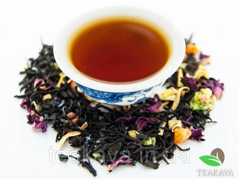 Сладкое лето (черный ароматизированный чай), 50 грамм