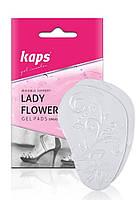 Kaps Lady Flowers - Гелевые подушечки для обуви на высоких каблуках