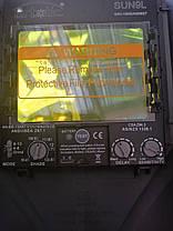 Сварочная маска хамелеон Artotic SUN9L (4 сенсора), фото 3