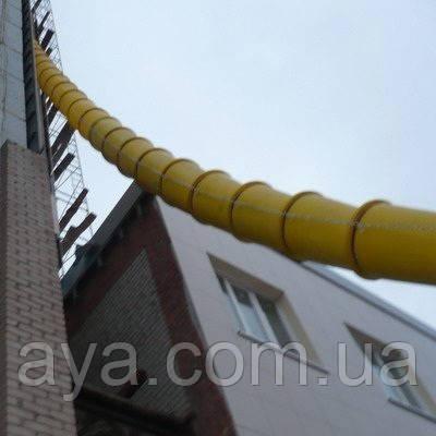 Мусоросброс строительный пластиковый 20 (м)