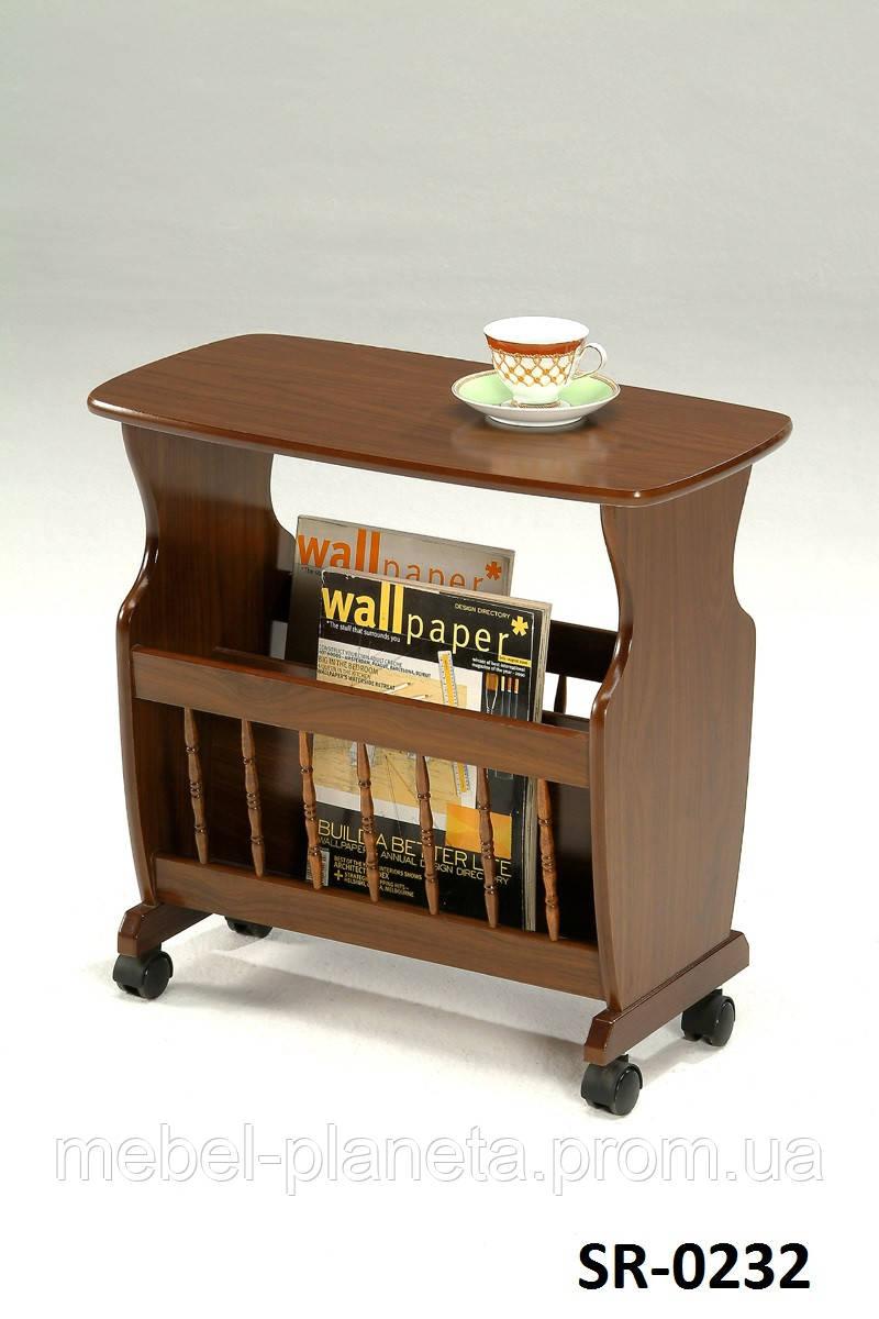 Столик кавовий, журнальний столик SR-0232 Onder Mebli