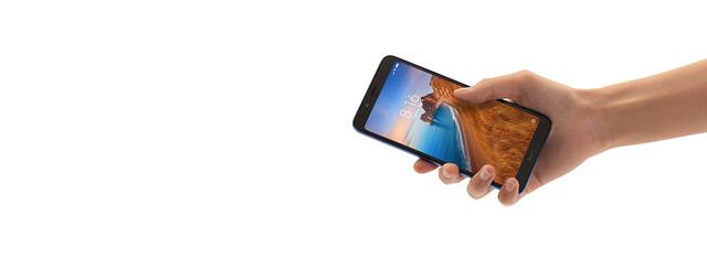 Xiaomi Redmi 7A 2 Светодиодная Отсутствует Поддержка USB-host Фонарик Датчик приближения Гироскоп освещенности Компас Несъемный до 256 Гб Пластик Android microSD Nano-SIM