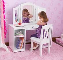 Детский туалетный столик Kidkraft 13018