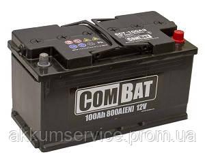Аккумулятор автомобильный SADA COMBAT 100AH R+ 800A