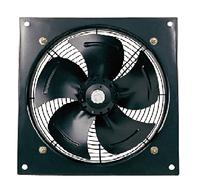 Осевой вентилятор 300мм на дифузоре