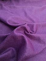 Шерстяная итальянская ткань eGGplant, фото 1