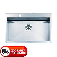 Кухонная мойка Apell Amalthea SQ72ISC 79*50