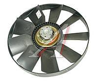 Муфта вязкостная с вент. 704мм, дв.740.50,51 с обечайкой (RIDER), КамАЗ