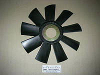 Крыльчатка вентилятора 740.51 (710мм) без обечайки углепластик (пр-ва КАМАЗ), 740.51-1308012