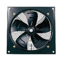 Осевой Вентилятор 400мм на дифузоре
