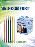 Микроаппликаторы стоматологические MED COMFORT, 100 шт.