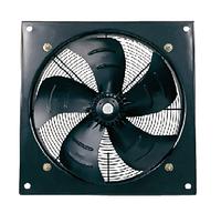 Осевой Вентилятор 450мм на дифузоре